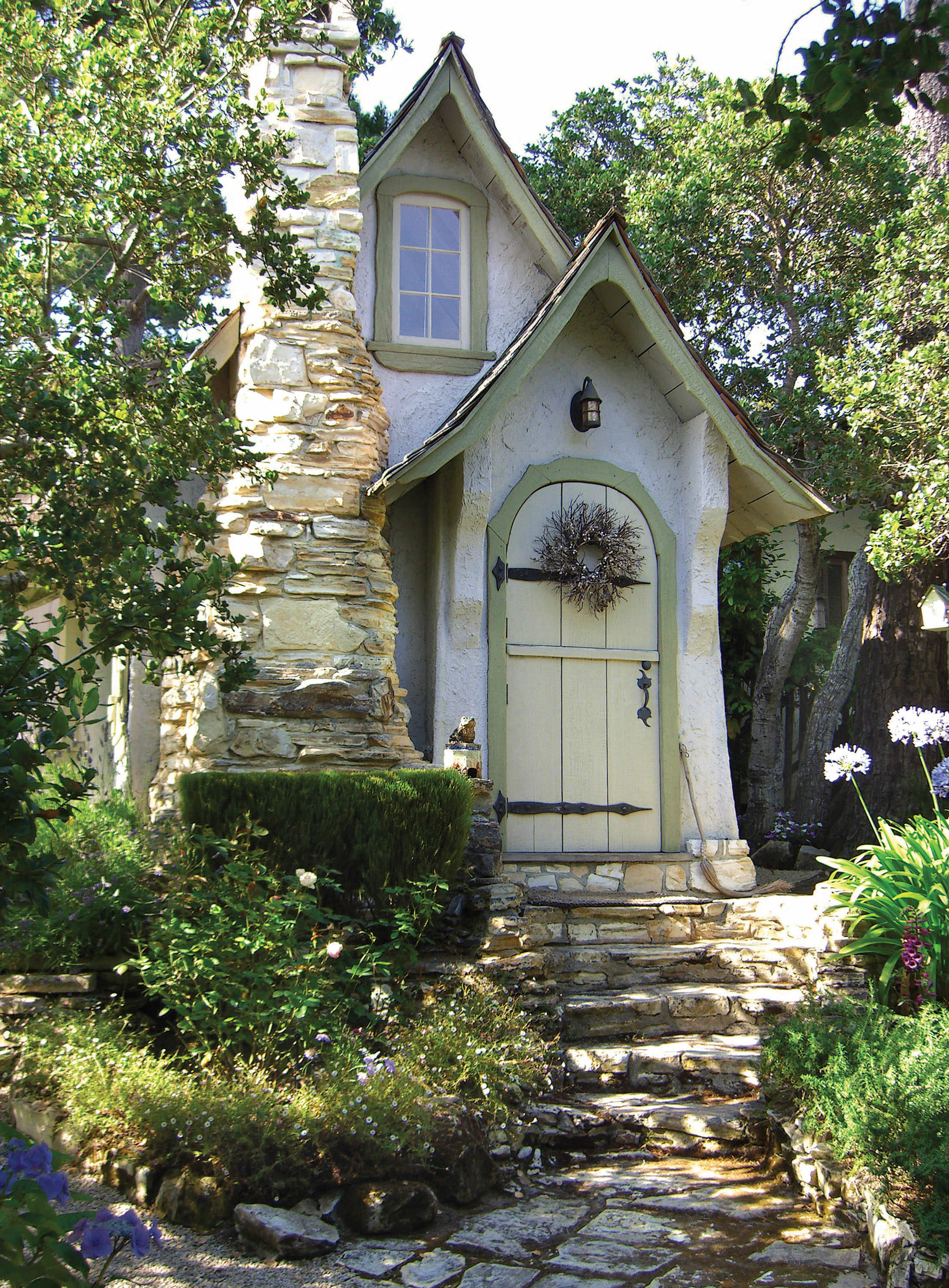 Hansel House, Carmel California