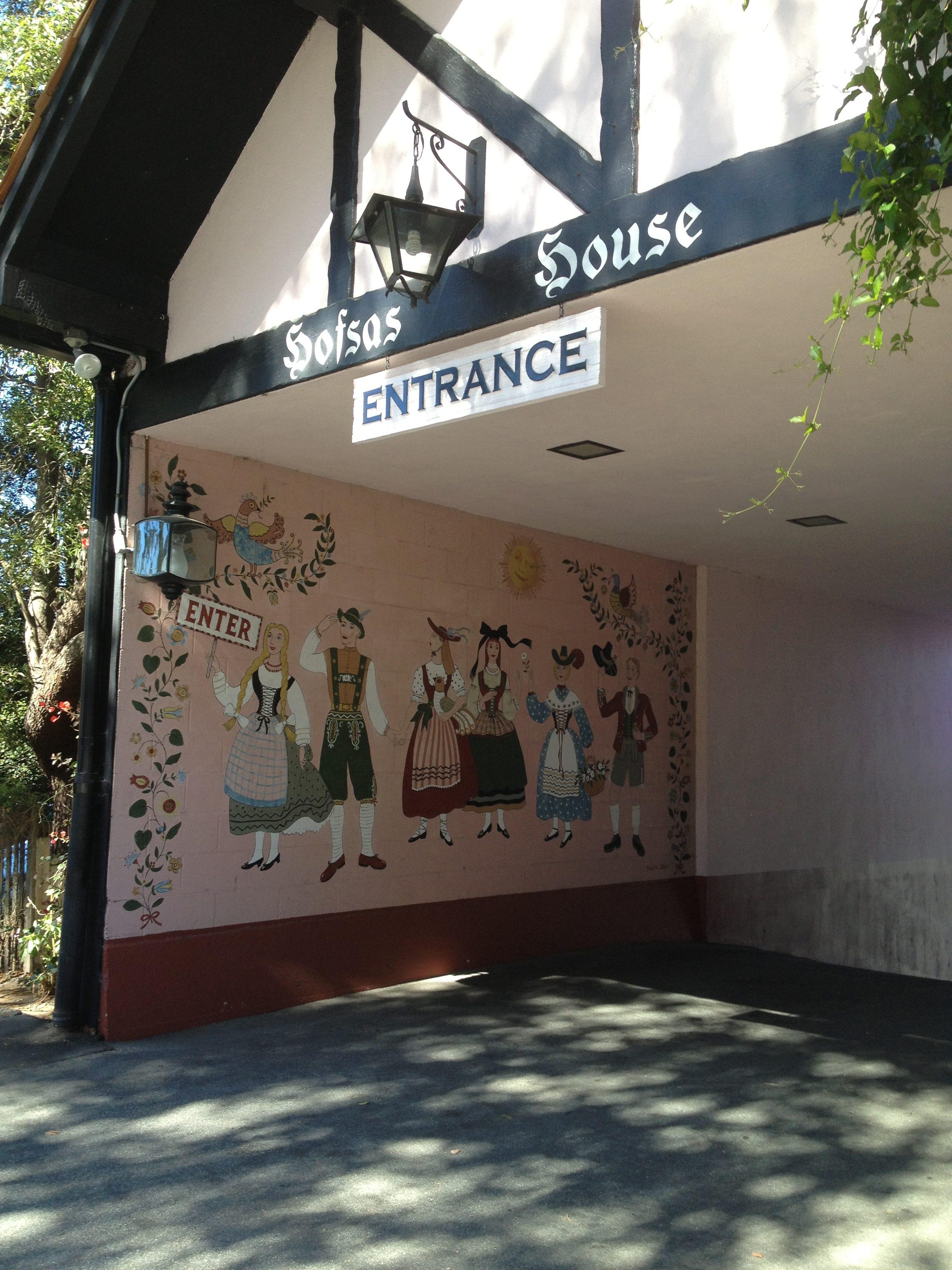 Hofsas House, Carmel