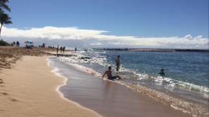 Waiohai beach, Kauai
