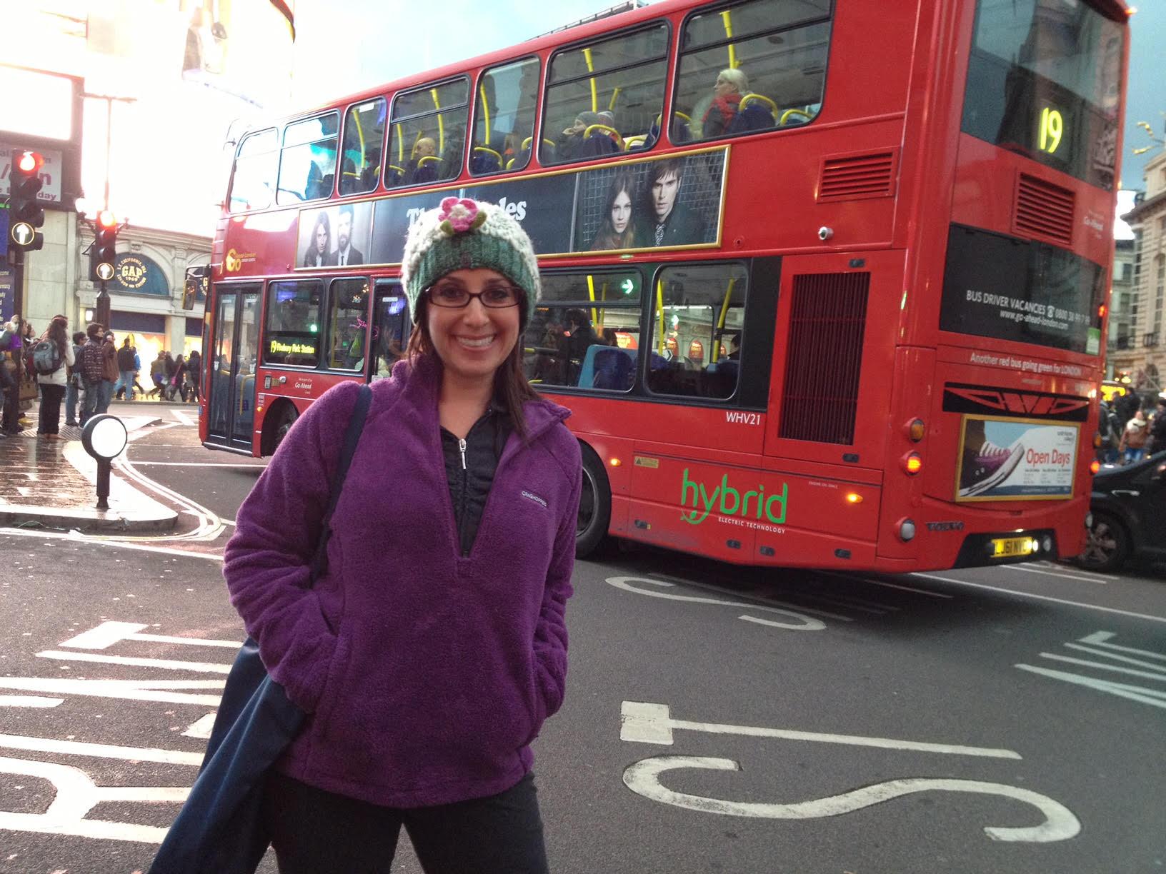 Jill in London