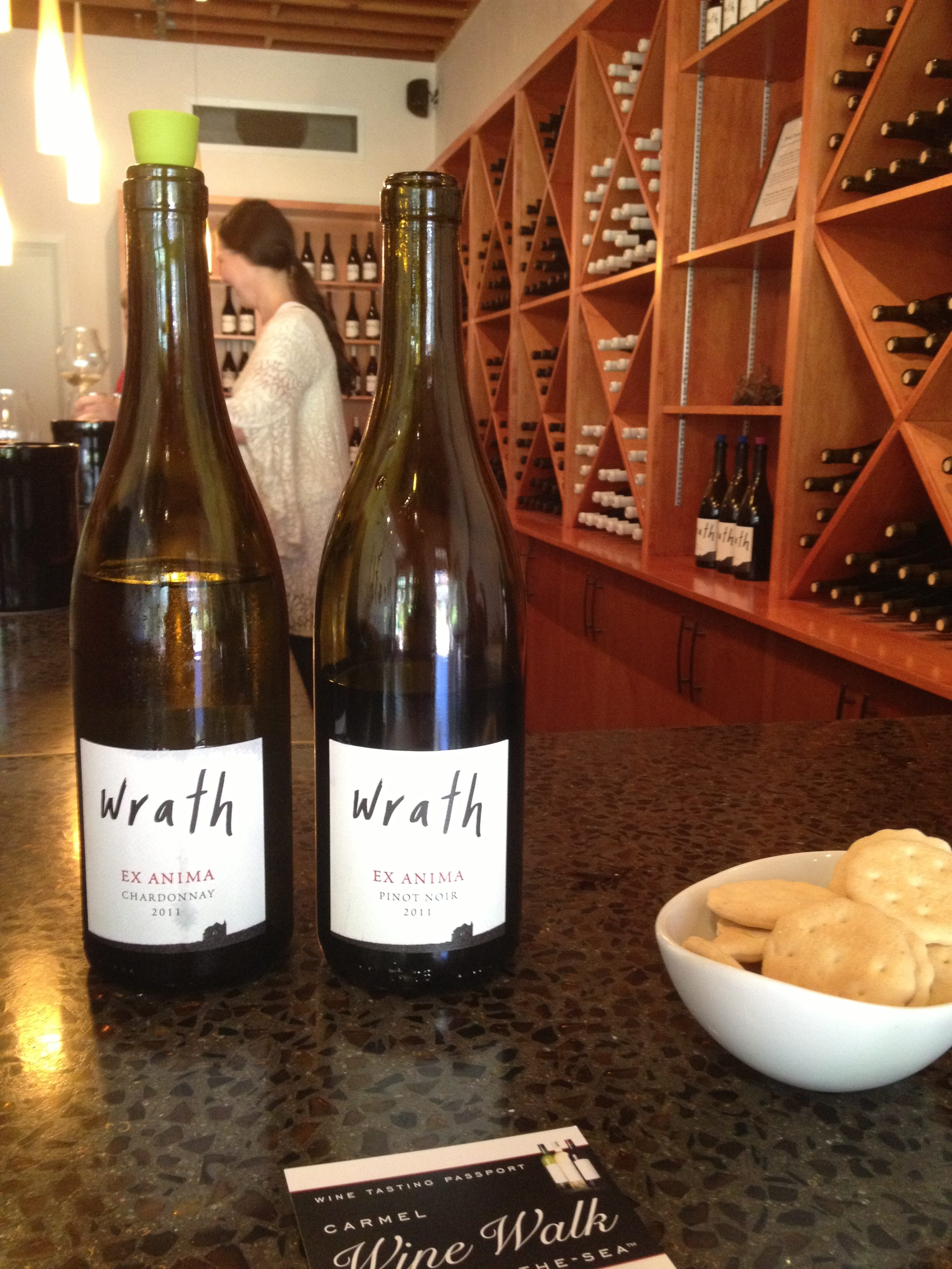 Wrath Wines, Carmel