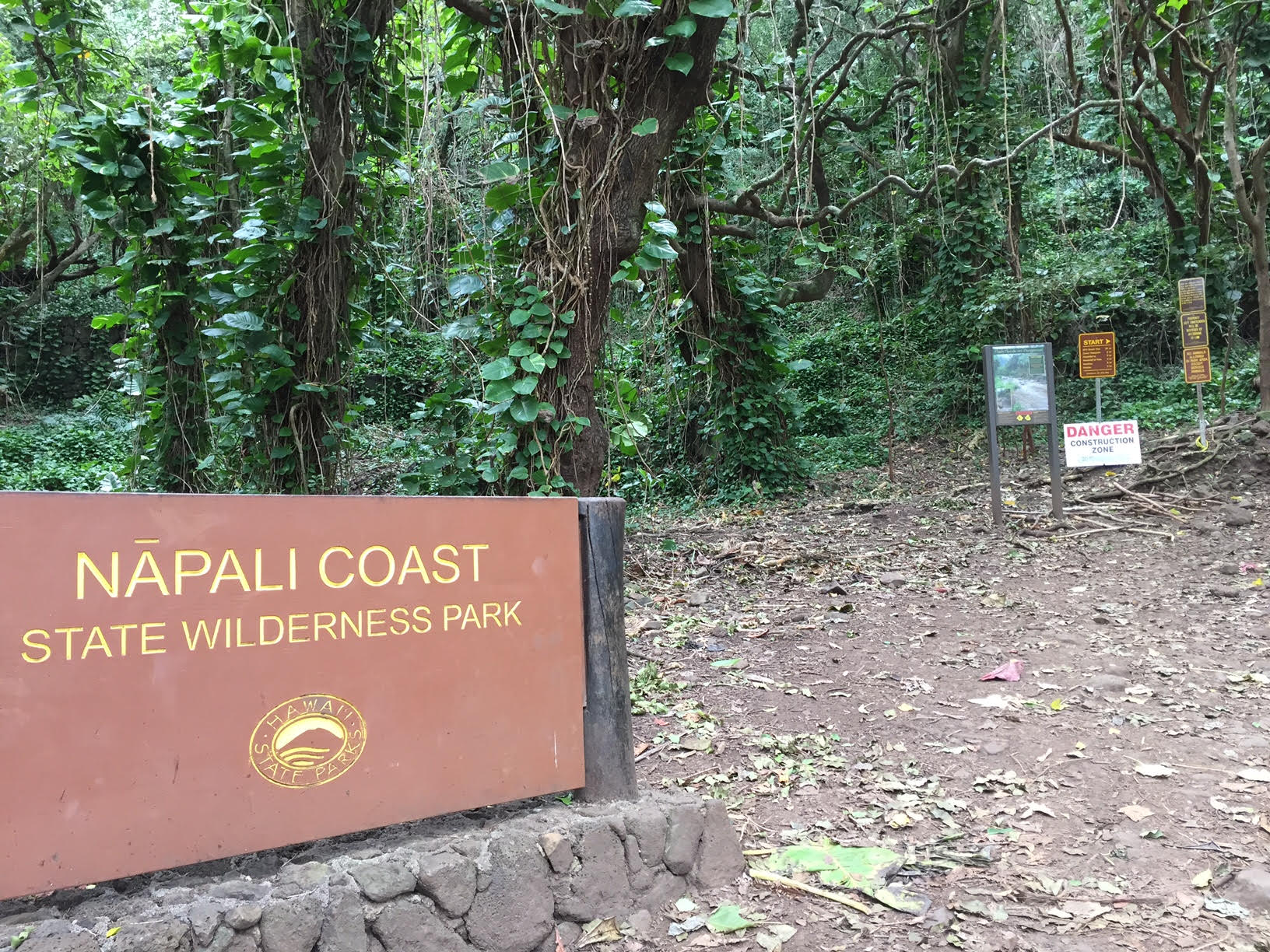 Napali Coast State Wilderness Park, Kauai