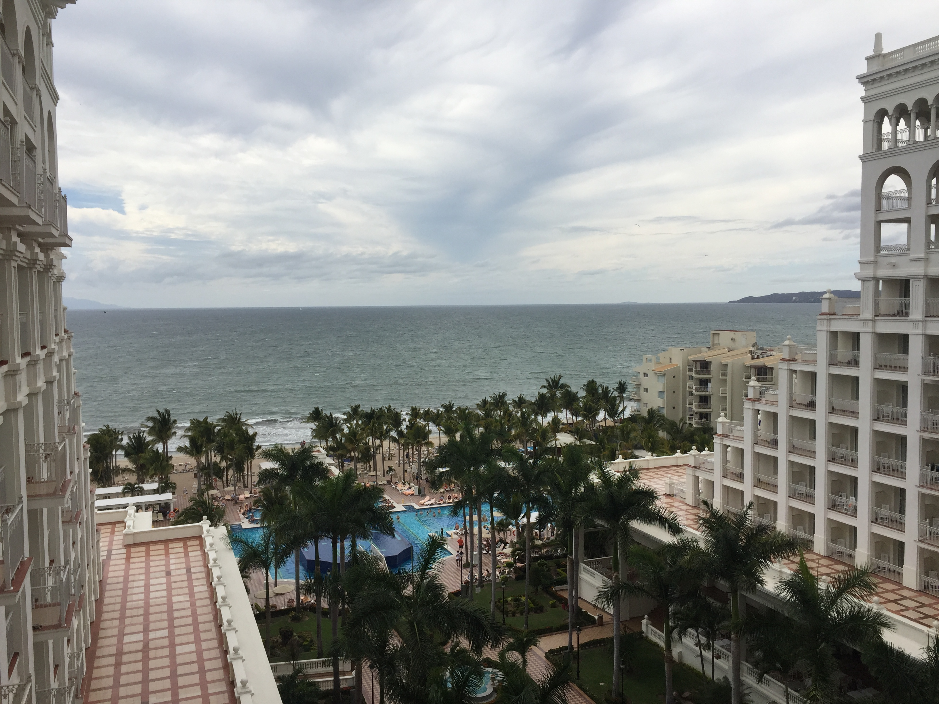 ocean-view room in Puerto Vallarta