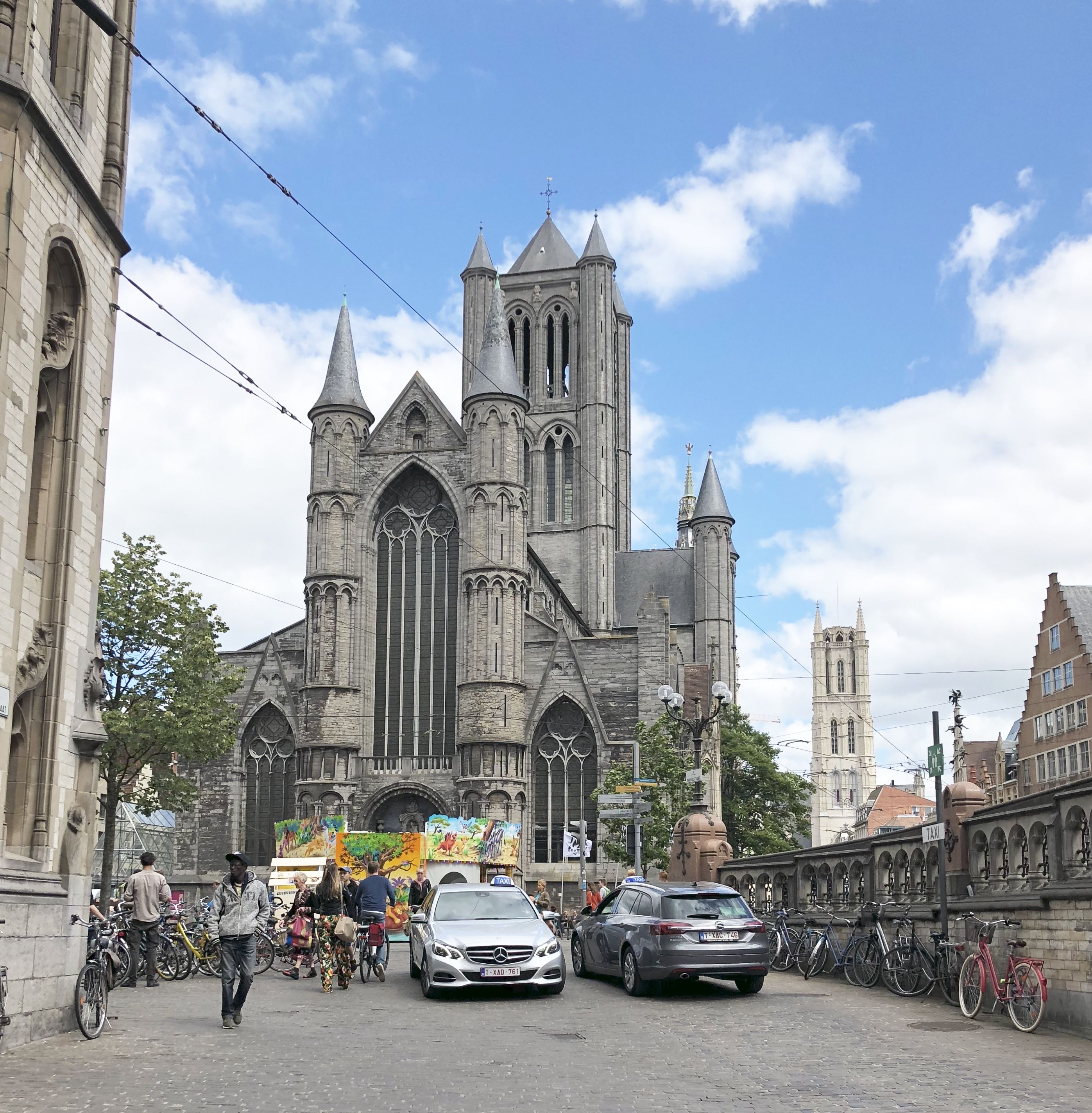 St. Nicholas' Church Ghent Belgium