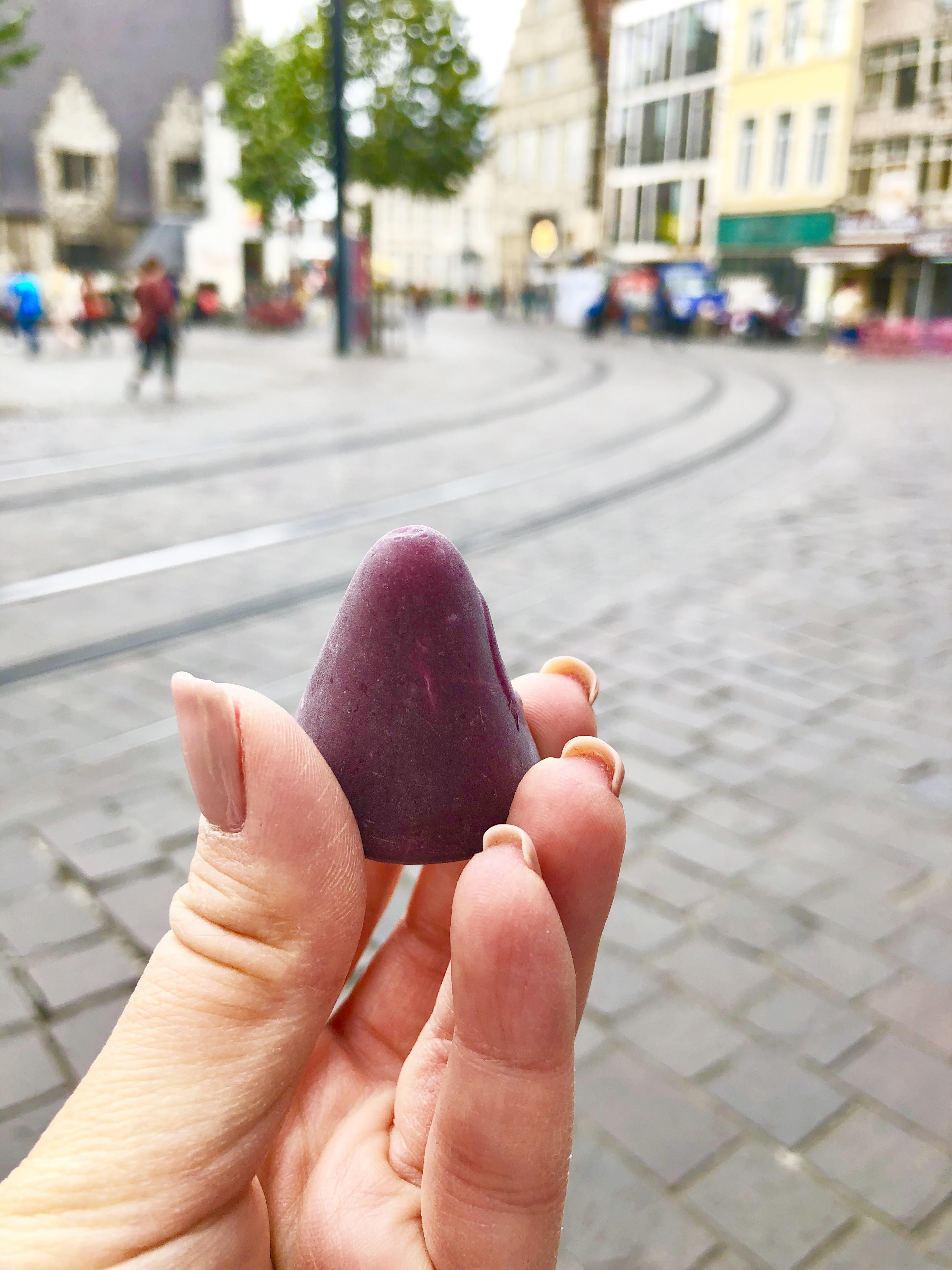 Cuberdon Ghent Belgium